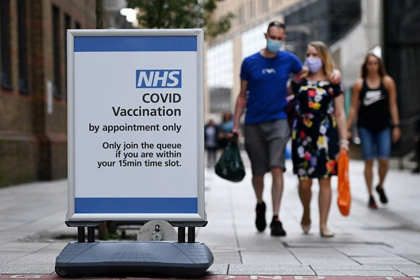 The UK has recommended vaccination of pregnant women since April but takeup has been very low compared to the general population.
