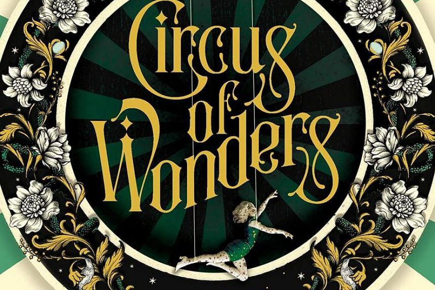 British author Elizabeth Macneal (left) delves into the dark side of the Victorian circus trade in her second novel, Circus Of Wonders.