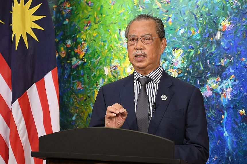 Malaysian Prime Minister Muhyiddin Yassin now looks set to put off any vote of confidence in Parliament until next month, in the hopes that an accelerated vaccination programme would finally ease the Covid-19 crisis, which has seen record numbers of