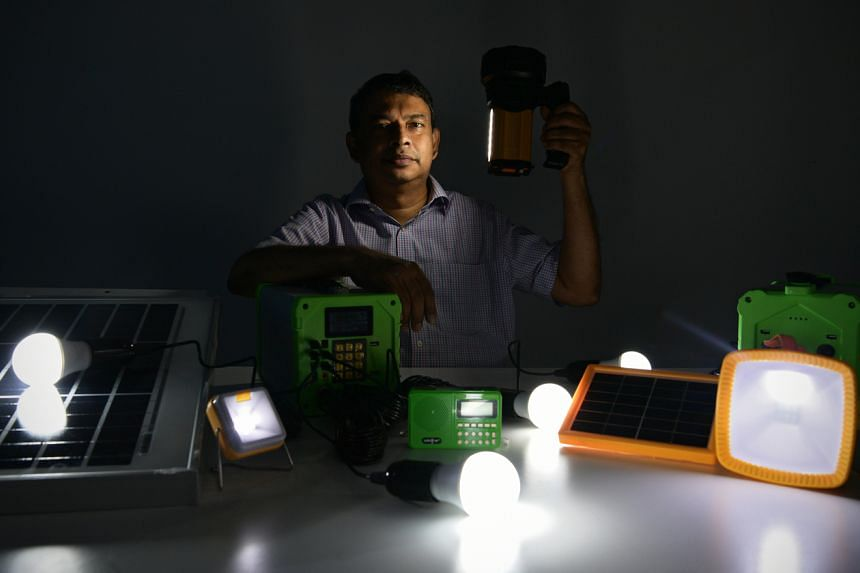 Third Wave Power's co-founder and chief executive V.S. Hariharan said the firm works with microfinancing institutions to provide these options for off-grid communities.