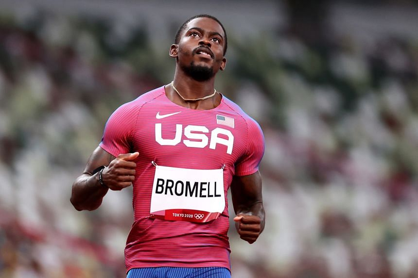 Trayvon Bromell owns the fastest time this year, which is also the seventh-quickest of all time.