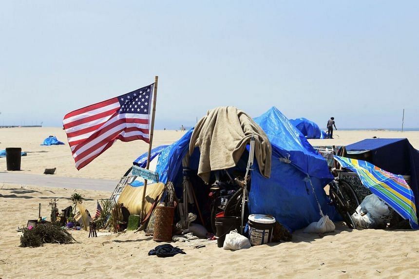 US Republicans had balked at Democratic efforts to extend the eviction ban through mid-October.