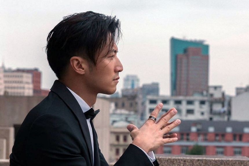 Having been in show business since he was 16, actor Nicholas Tse (above) says Hong Kong's entertainment industry lacks fresh talent.