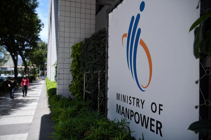 The Manpower Ministry screens the qualifications submitted through its database of institutions when assessing applications for these foreign worker passes.