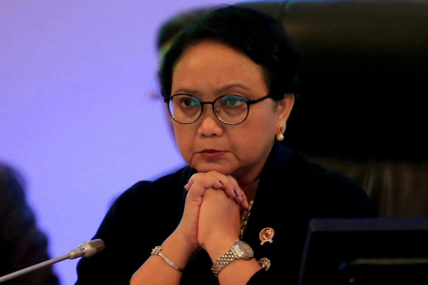 Ms Retno Marsudi did not specify who - if anyone - had been selected for the post.