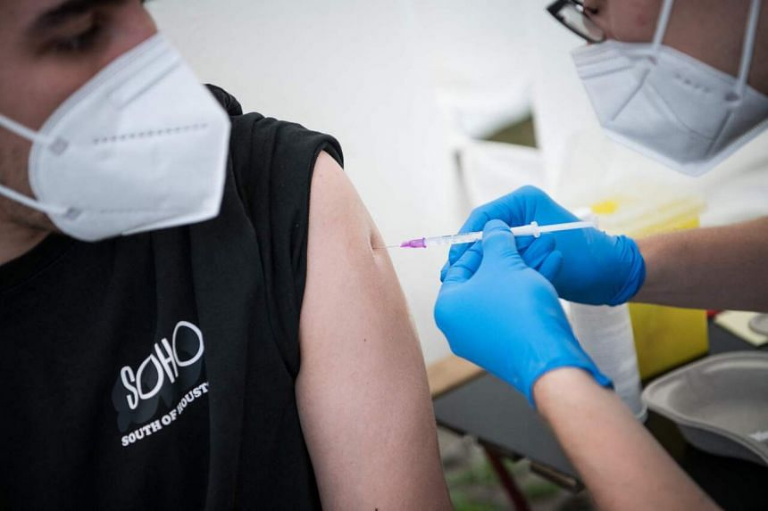 Germany is poised to widen Covid-19 vaccinations to include all 12-17 year-olds.