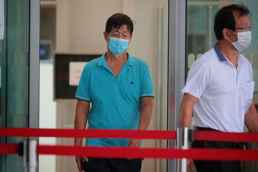 Ng Kiong Hoe was found guilty of entering a protected area without authorisation.