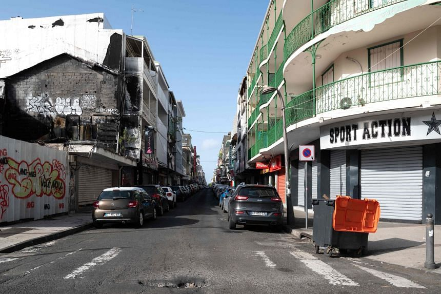 Guadeloupe will return to an 8pm to 5am curfew, with travel during the day restricted to a 10km radius.