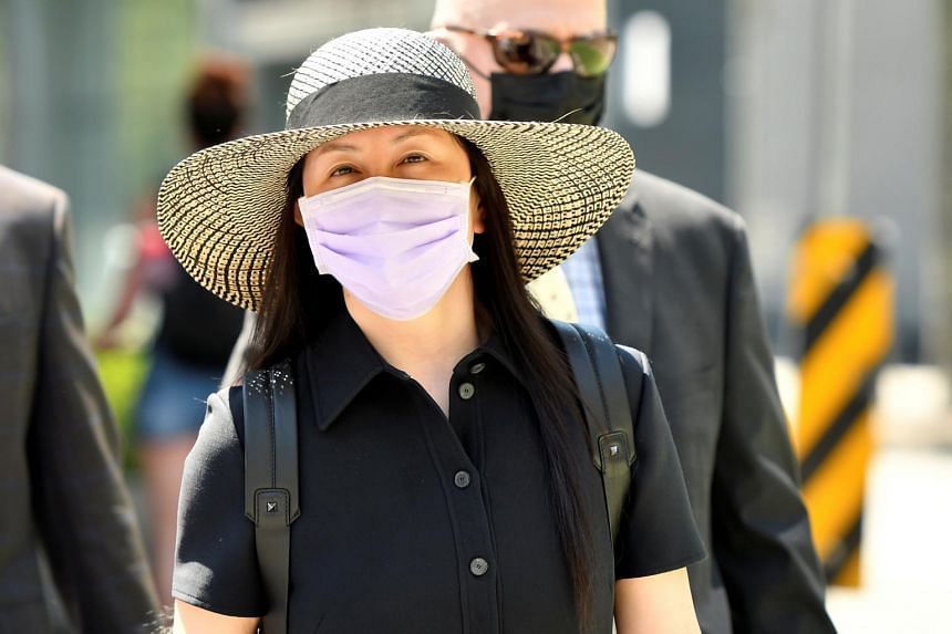 Meng Wanzhou is due to appear before the Supreme Court of British Columbia on Aug 4 for more than two weeks of hearings.
