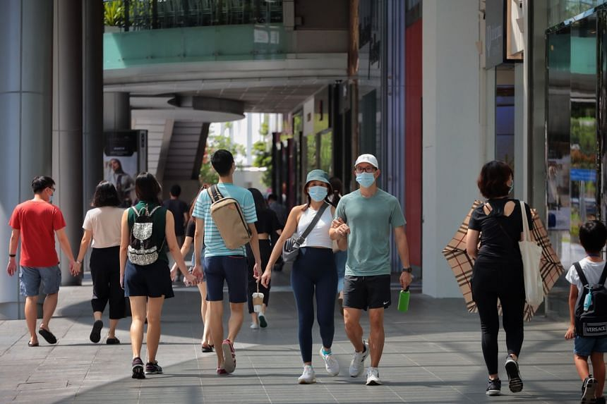 This is the first time since July 18 that Singapore has reported fewer than 100 locally transmitted cases.
