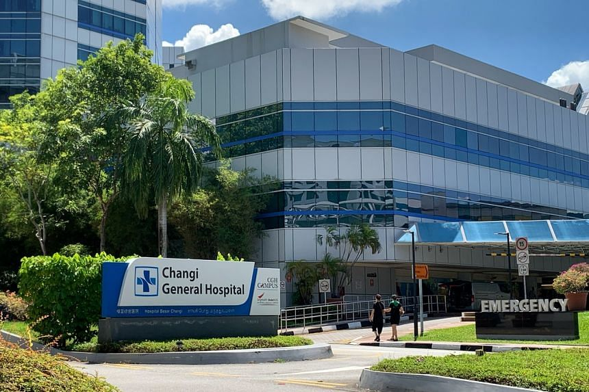 The Covid-19 cluster at Changi General Hospital has a total of three cases.