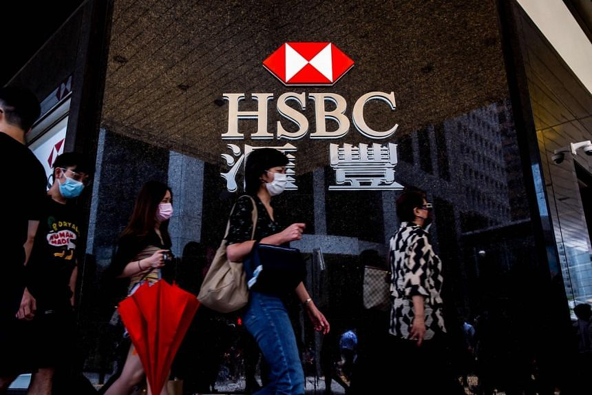 HSBC said on Aug 2, 2021, risk-weighted assets in Asia increased by 6 per cent from the start of the year.