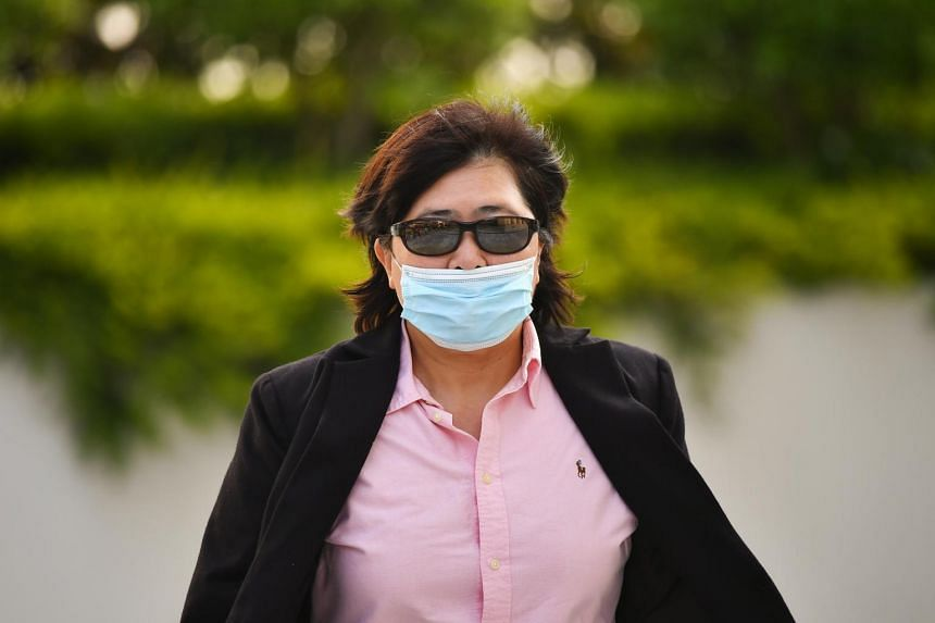 Phoon Chiu Yoke faces 22 charges for various offences including multiple counts of failing to wear a mask in public.