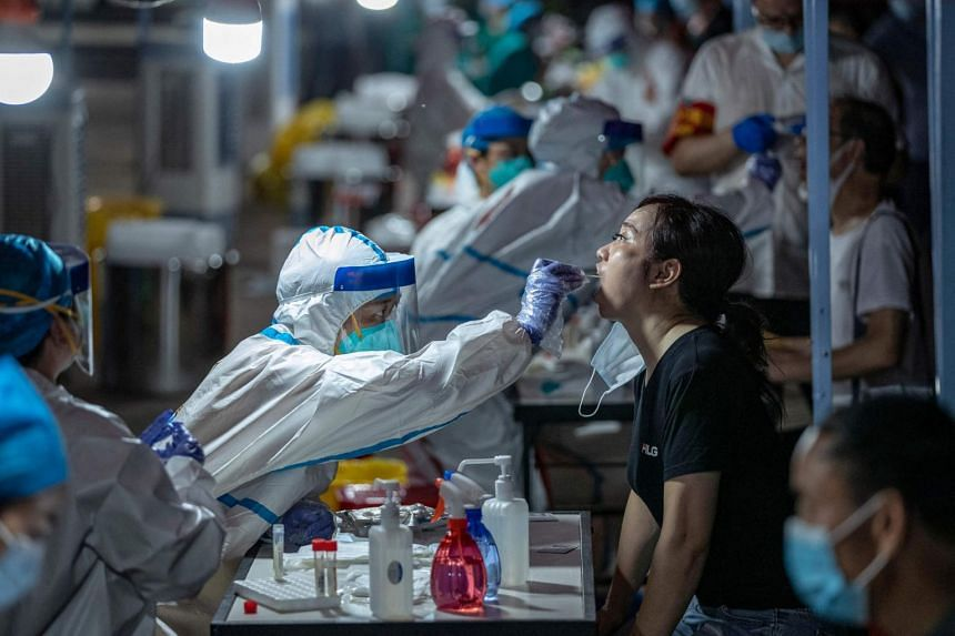 All 12 million residents of Wuhan will be tested for Covid-19.