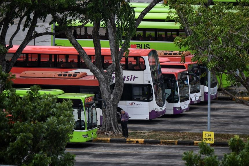 Public transport operators have been proactively administering antigen rapid tests on workers based near locations of active coronavirus clusters.