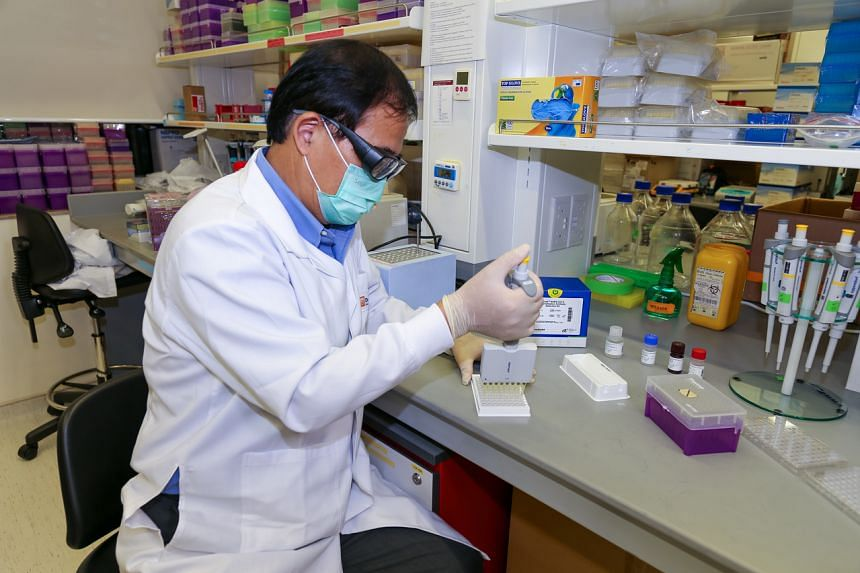 Duke-NUS, GenScript and A*Star's DxD Hub co-developed and manufactured cPass, a test kit used to detect antibodies that defend cells from viruses in coronavirus patients.