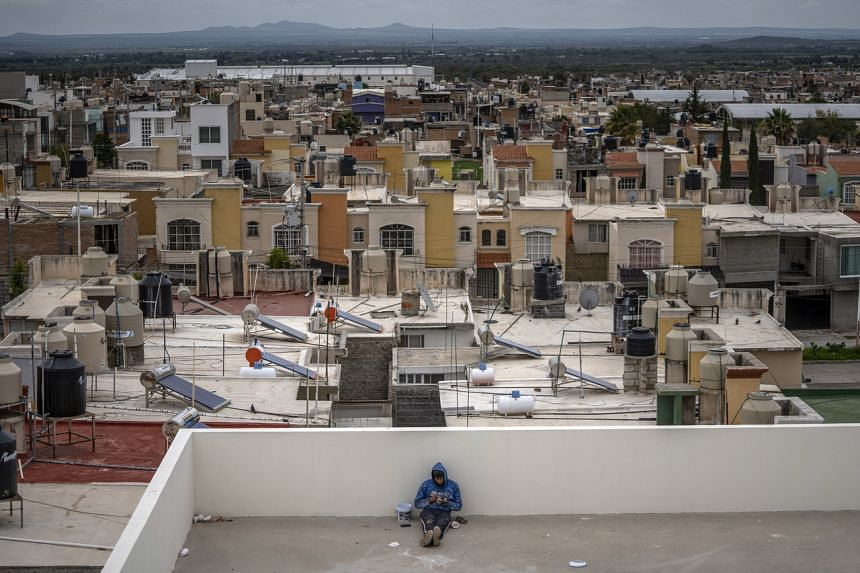 In  Fresnillo, a mining city in central Mexico, 96 per cent of residents say they feel unsafe.
