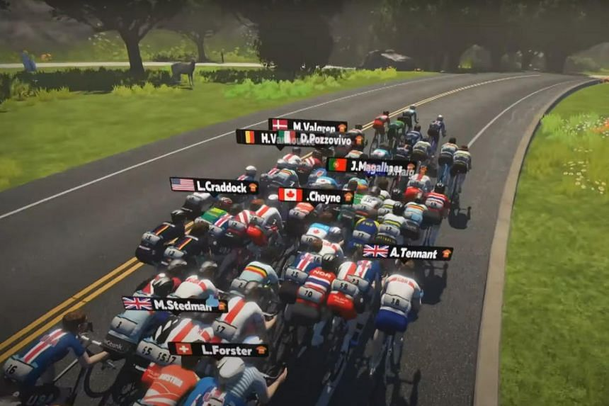 Cycling e-sports was approved by cycling world governing body UCI as an official cycling discipline in 2018.