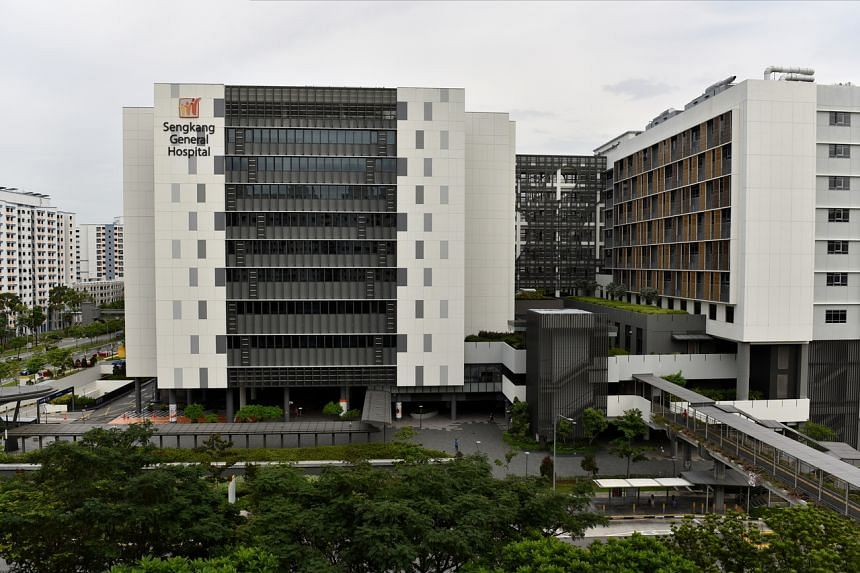 The man went to Sengkang General Hospital with shortness of breath and low blood pressure, and tested positive for the virus.
