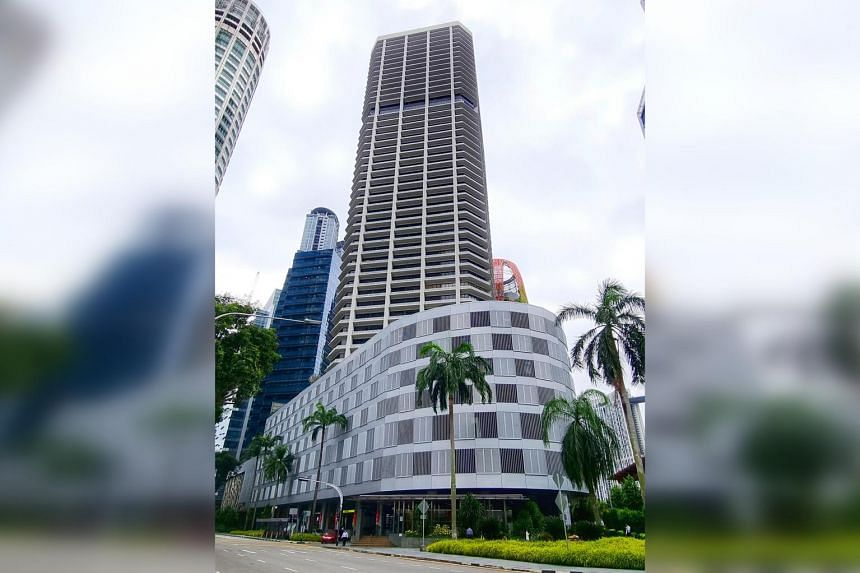 The 50-storey leasehold commercial-cum-residential building hit the 80 per cent threshold in July to start the launch of its first collective sale attempt.