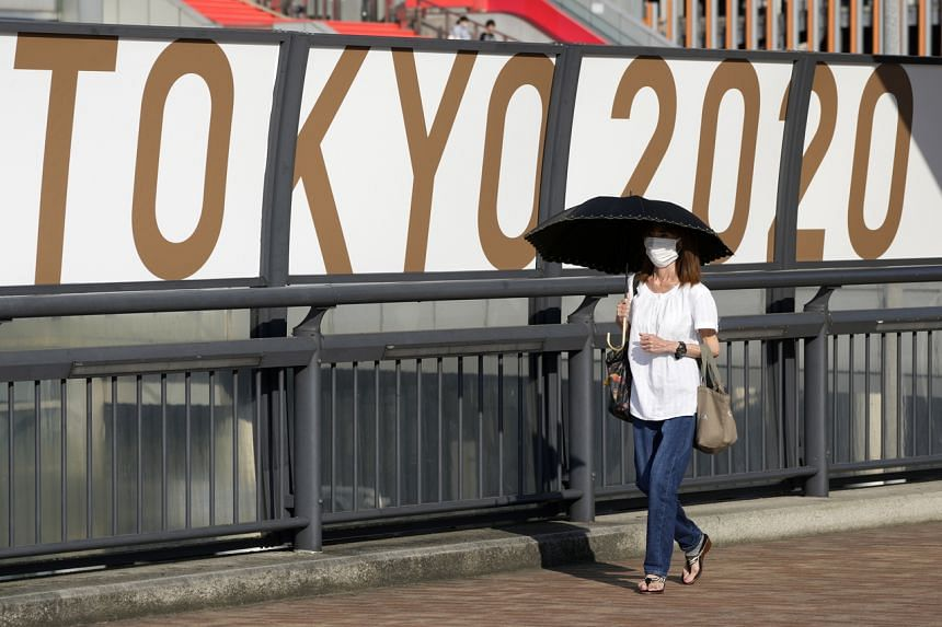 Tokyo hit 34.7 deg C, the hottest it has been in the capital thus far this year.