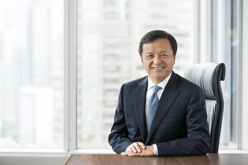 Mr Charles Li launched a platform called Micro Connect this week.