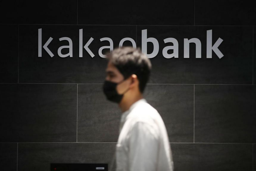 Kakao Bank began trading on Friday (Aug 6) at 53,700 won per share compared to its IPO price of 39,000 won.