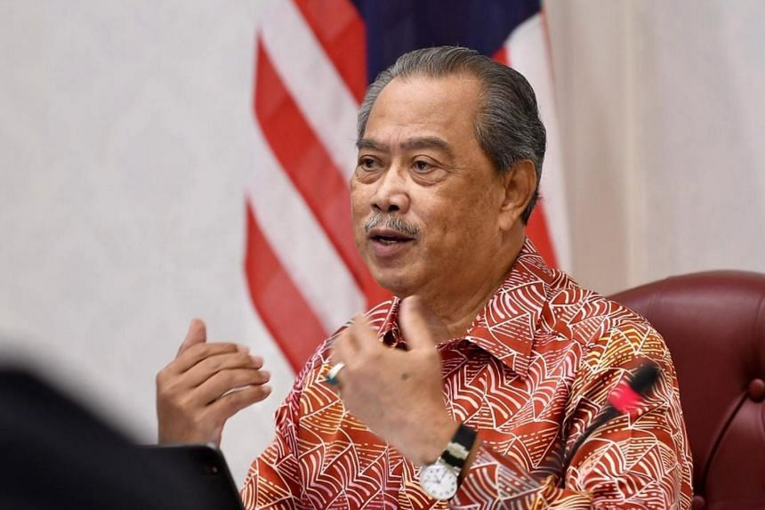 Malaysian Prime Minister Muhyiddin Yassin has said he still commands the confidence of the Lower House.