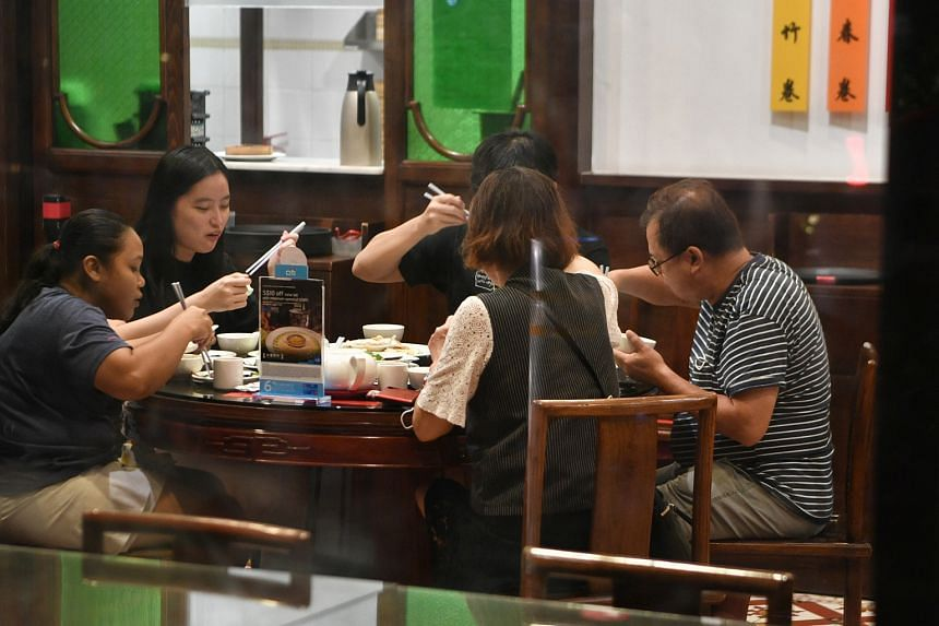 Fully vaccinated individuals will be allowed to dine in at eateries in groups of up to five from Aug 10, 2021.