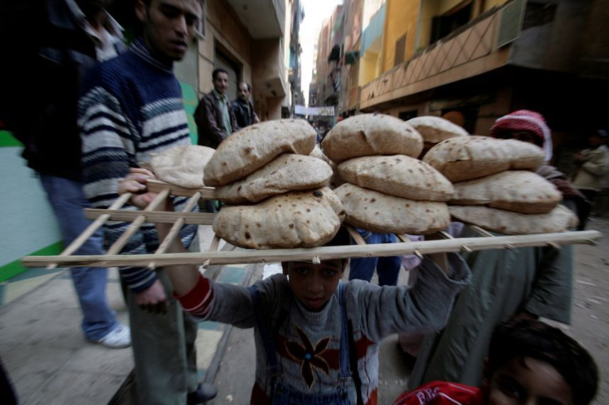 Plans to raise the price of bread for the first time in 44 years have shocked Egyptians already struggling to get by.