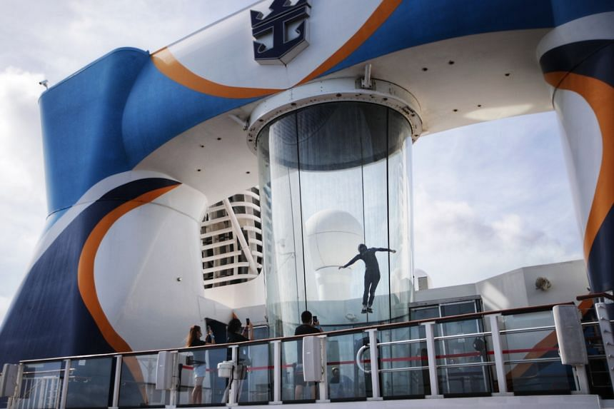 In July, Quantum of the Seas extended its cruising season to next February.