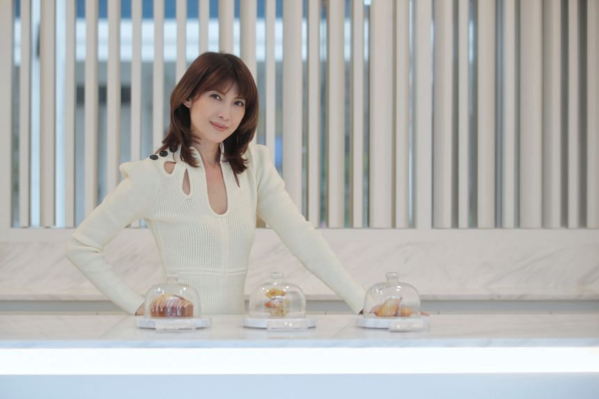 Jeanette Aw will complete her orders in August before going for the break.