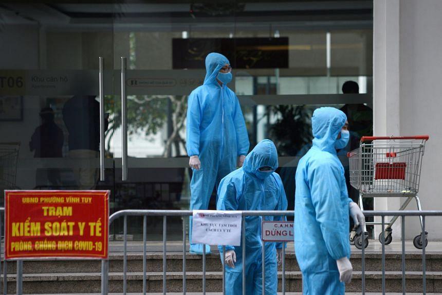 Vietnam has recorded 210,405 coronavirus infections since the pandemic began.