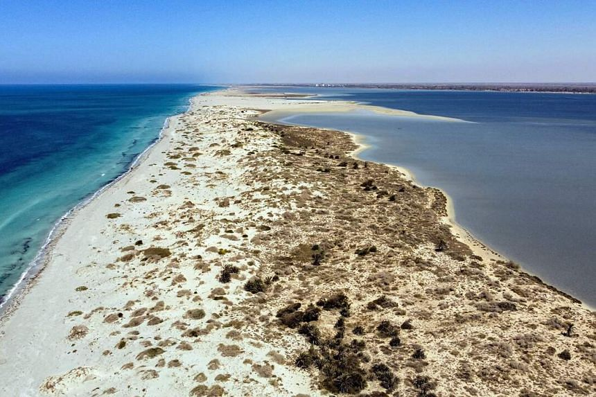 """The International Union for Conservation of Nature has said Farwa is potentially the """"most important coastal and marine site in western Libya, in terms of its high marine and coastal biodiversity""""."""