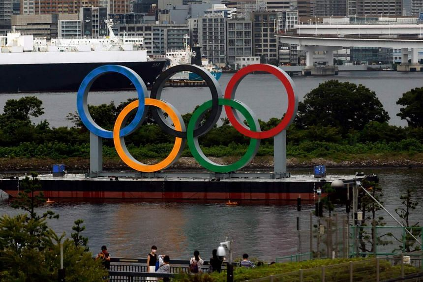 The Tokyo Games had been postponed by a year in 2020 following the outbreak of the pandemic.