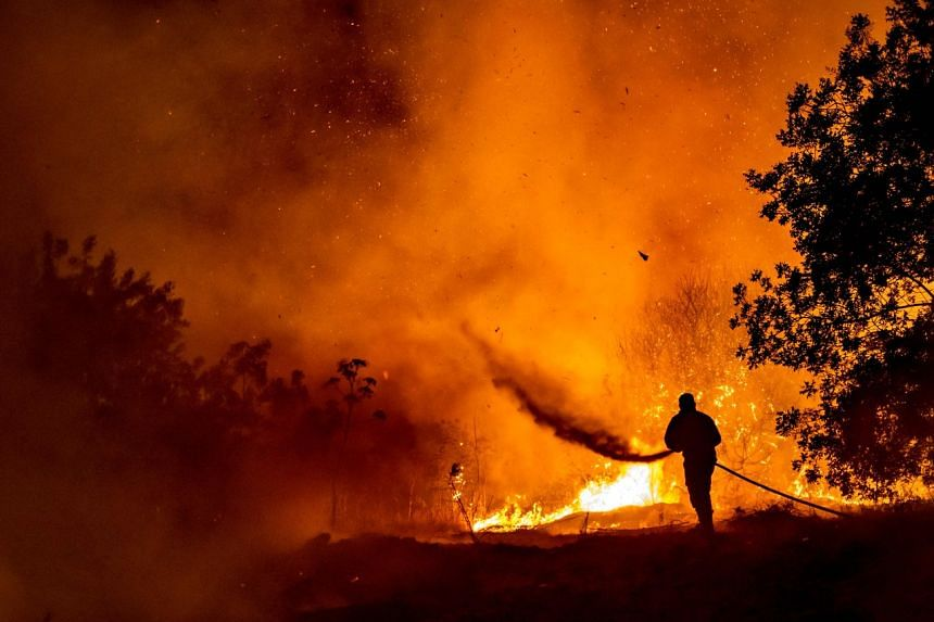 The report comes after a stunning series of extreme heatwaves, wildfires, floods and storms in the Northern Hemisphere.