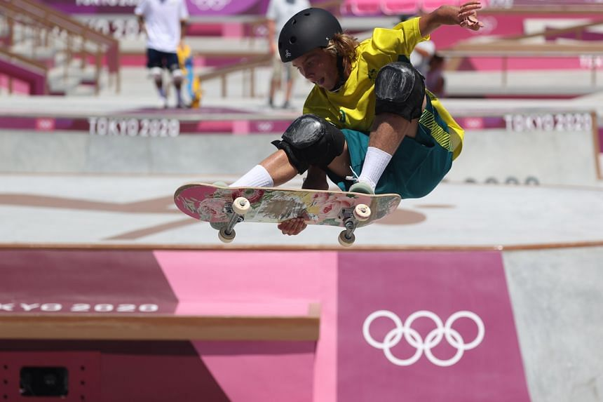 In Tokyo, four skateboarding golds were up for grabs.