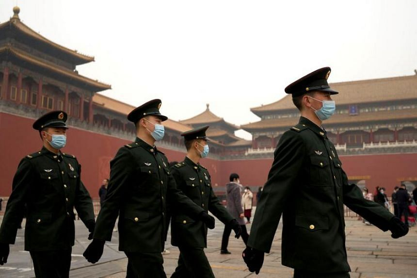 Can China go into a possible military campaign as it works towards its target of military modernisation by 2027?