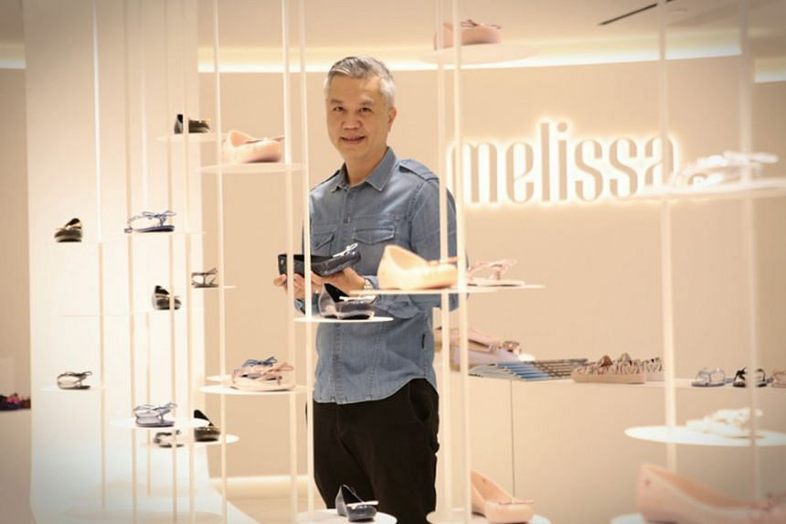 Mr Terence Yow, the managing director of shoe retailer Enviably Me, said business at his shoe stores plunged by up to half in May.