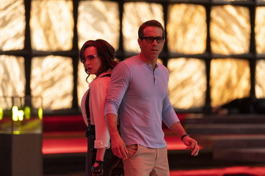 Free Guy opens in cinemas on Aug 12.