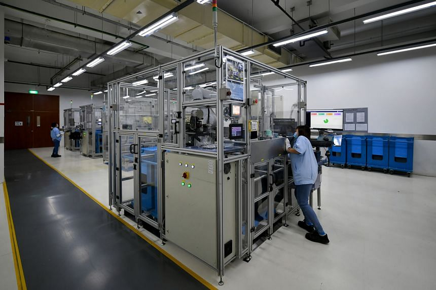 The manufacturing sector garnered the largest amount of FAI commitments.