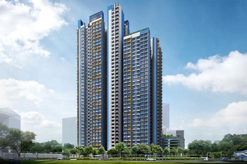 In the current August launch, there are 3,085 BTO flats offered across four projects in the mature estates of Queenstown, Kallang/Whampoa (above) and Tampines.