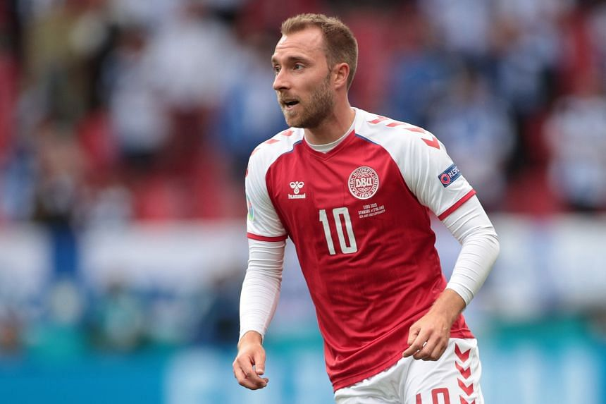 Christian Eriksen has recorded a video to reassure a nine-year-old girl who is due to undergo the same operation he had after collapsing while playing at Euro 2020.