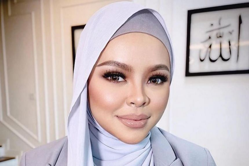It is unclear if Siti Sarah had yet to receive an appointment date for her vaccination, said her husband.