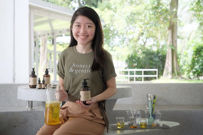 Ms Grace Lee launched Honest & Gentle in February this year.
