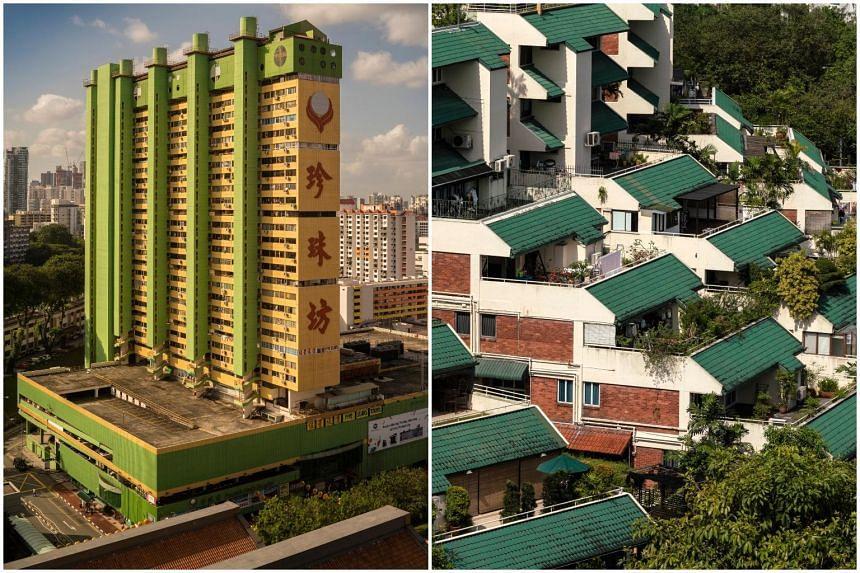 People's Park Complex and Pandan Valley condominium.