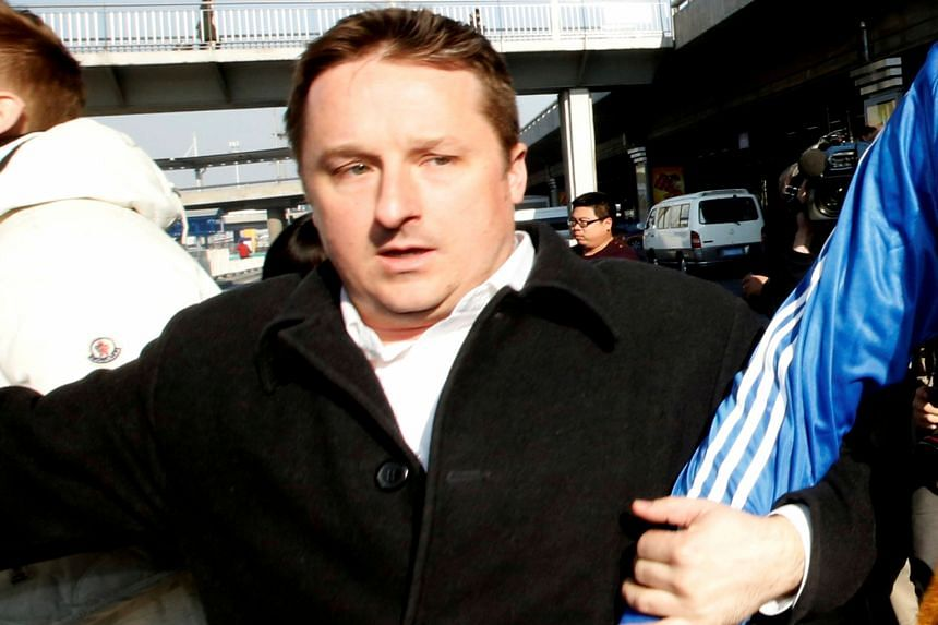 A Chinese court sentenced businessman Michael Spavor to 11 years in prison on spying charges.