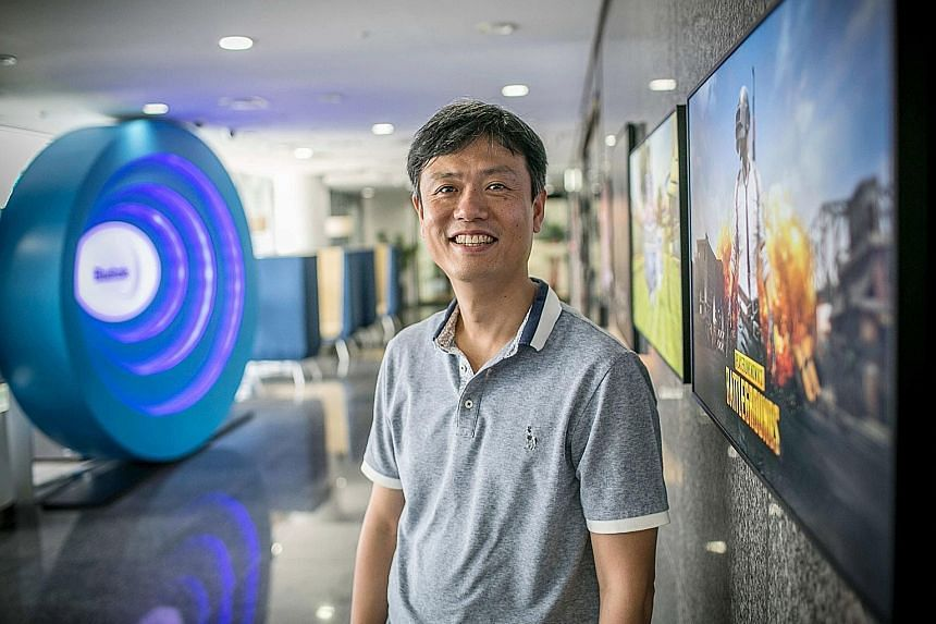 Mr Chang Byung-gyu, founder and chairman of Krafton, completed a listing of the game developer just this week. With the pandemic spurring demand in sectors such as e-commerce, entertainment and biotechnology, an investor frenzy is fuelling billions o