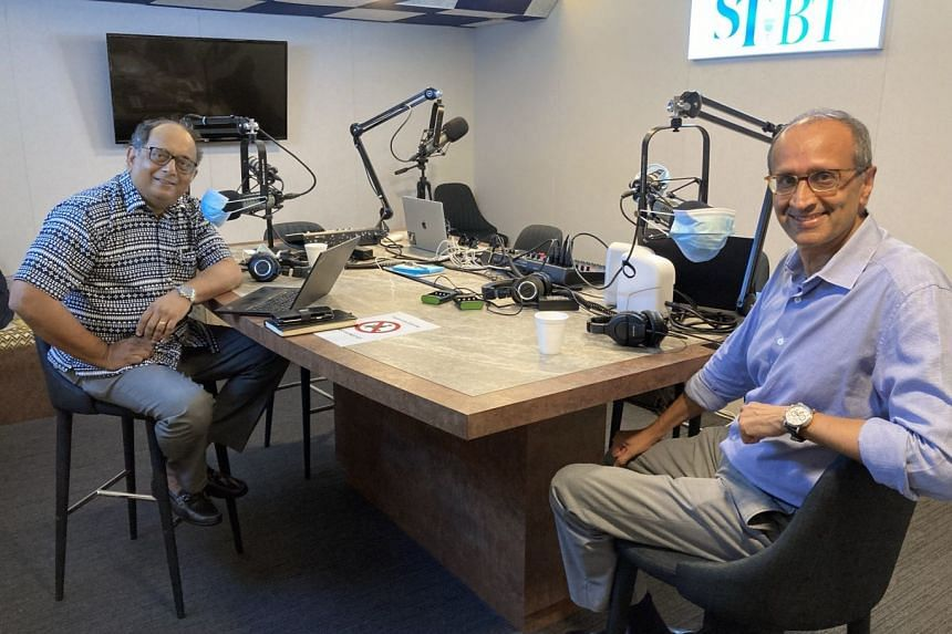 The Straits Times' associate editor Ravi Velloor chats with Professor Kanti Bajpai, who is the Wilmar Chair on Asian Studies at the Lee Kuan Yew School of Public Policy in Singapore. Prof Bajpai recently wrote a book, titled India Versus China: Why T