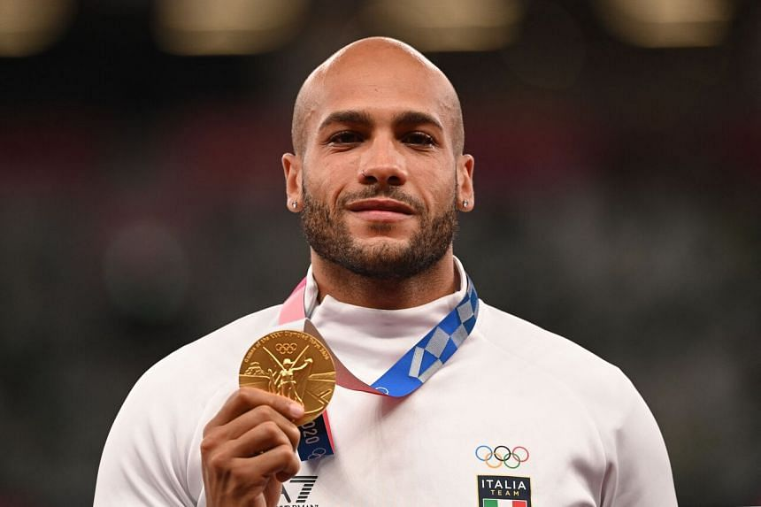 Italy's double Olympic champion Lamont Marcell Jacobs also announced on Instagram that he will not compete again until 2022.